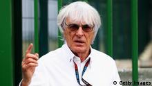 Bernie Ecclestone Formel 1