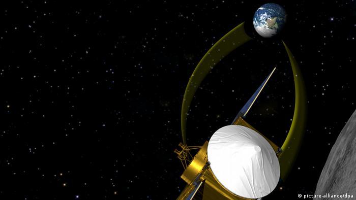 Nasa will 2016 Raumsonde zu Asteroiden schicken