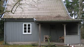 Haus von Arno Schmidt in Bargfeld (Foto: gemeinfrei)