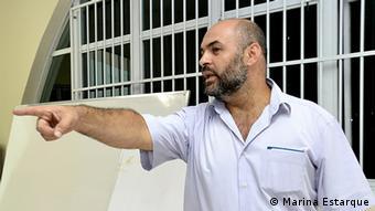 Amer Masarani Flüchtling Syrien