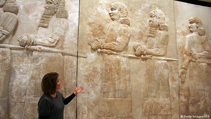 Bildergalerie Irak Nationalmuseum