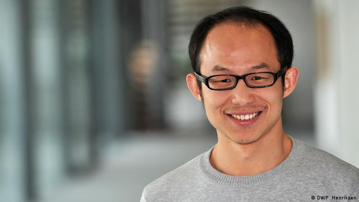 Deutschlehrer Wei aus China