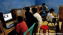 Facebook Klickfarmen in Indonesien