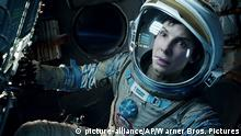 Filmstill Gravity