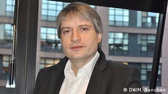 O γερμανός ευρωβουλευτής των Πρασίνων Σβεν Γκίγκολντ