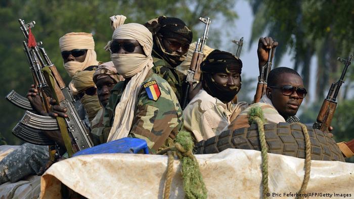 Zentralafrikanische Republik Ausschreitungen Gewalt Christen Muslime 16.01.14