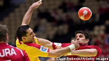 Handball EHF Euro 2014 Mazedonien Österreich