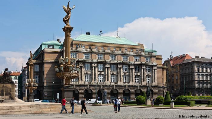 Tschechien Universität in Prag