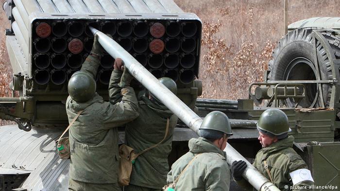 Russia sent tanks, rocket launchers, weapons to Ukraine ...