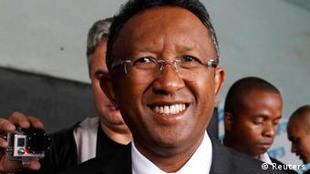 Madagaskar Präsident Hery Martial Rakotoarimanana Rajaonarimampianina