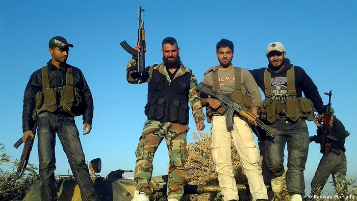 Бойцы группировки ISIS