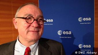 Jean-Jacques Dordain ESA Photo: Zulfikar Abbany / DW