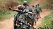 Kongo - Operation gegen die ugandischen Rebellen der ADF-Nalu