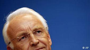 Stoiber wird Wirtschaftsminister