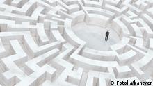 Symbolbild Labyrinth
