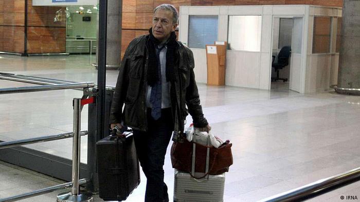 ماسیمو آپارو، معاون مدیرکل آژانس بینالمللی انرژی اتمی