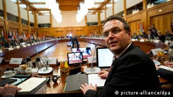 GFFA Forum in Berlin Hans-Peter Friedrich