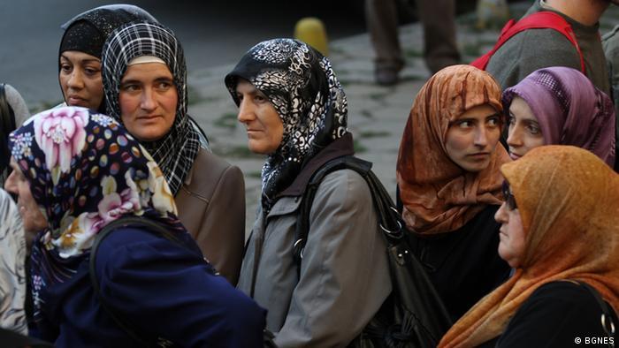 Muslimas in Bulgarien (BGNES)