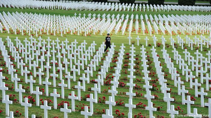 Верден - памятник страшной войны под открытым небом