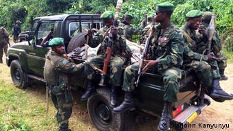L'armée congolaise est accusée de commettre des abus sur des civils
