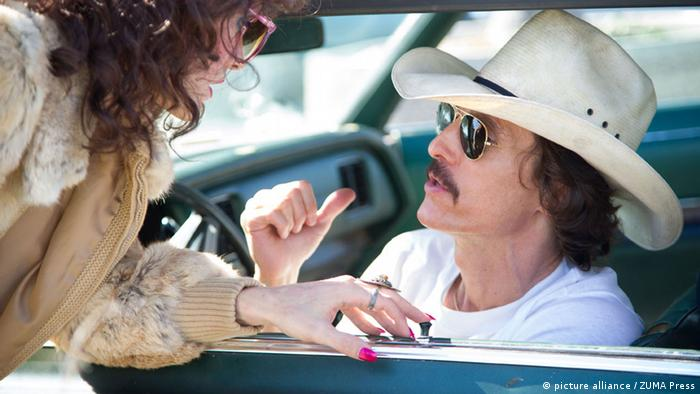 Oskar Nominierungen 2014 Dallas Buyers Club Filmstill