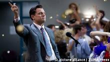 Film still from 'The Wolf of Wall Street'