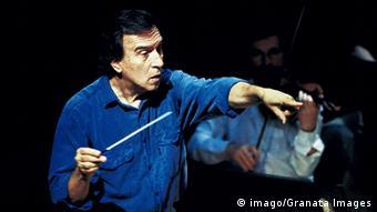 Deutschland Dirigent Claudio Abbado Berliner Philharmoniker gestorben