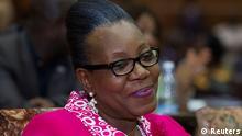 Zentralafrikanische Republik Catherine Samba-Panza wird Übergangspräsidentin