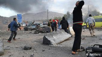 گروه داعش به طور مرتب دست به حملات انفجاری میزند