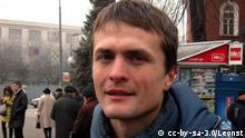 Ukraine Igor Lutsenko Oppositioneller