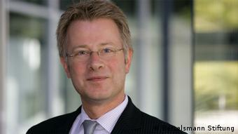 Hauke Hartmann Bertelsmann Stiftung Porträt