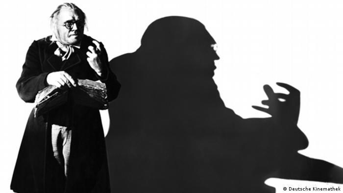 Ausstellung Licht und Schatten DAS CABINET DES DR. CALIGARI