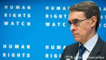 Human Rights Watch - Kenneth Roth