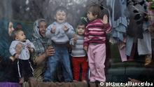 Flüchtlingssituation in Syrien