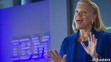 Ginni Rometty, IBM-Chefin