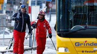 Kineski turisti u Davosu tijekom održavanja prošlogodišnjeg WEF-a