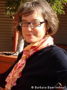Foto: Bee researcher Barbara Baer-Imhoof (Foto: Barbara Baer-Imhoof)