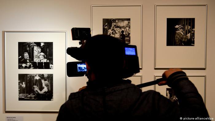 Deutschland Ausstellung Licht und Schatten Am Filmset der Weimarer Republik