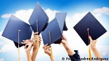 Symbolbild Abschlussfeier Universität