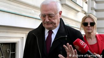 Schon in Januar ist Josip Perković den deutschen Justizbehöden übergeben worden (Foto: EPA/ANTONIO BAT)