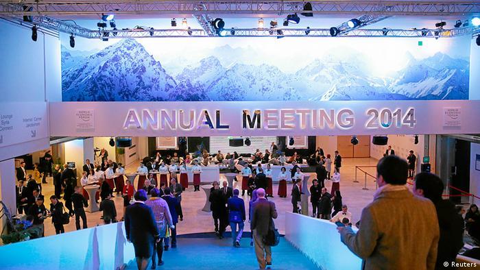 Davos 2014 WEF Photo: swiss-image.ch/Photo Nicola Pitaro