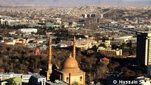 Moscheen in Kabul Afghanistan
