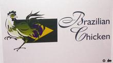 Symbolbild, brasilianisches Geflügel auf der Anuga