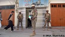 Pakistan Proteste nach Anschlag in Balochistan