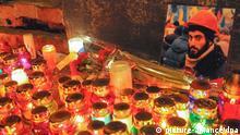 Поки що офіційно підтверджено інформацію про двох загиблих на вулиці Грушевського від вогнепальної зброї. Один із них - Сергій Нігоян із Дніпропетровщини, пам'ять якого вшановували на Майдані. Ще два тіла зі слідами катувань знайшли під Києвом. Один із загиблих - викрадений разом із активістом Ігорем Луценком демонстрант Юрій Вербицький.