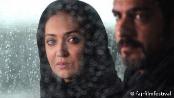 صحنهای از فیلم تمشک ساخته سامان سالور