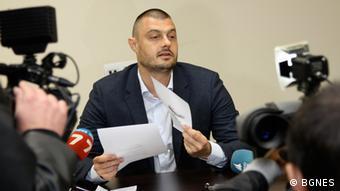 Nikolai Barekov Bulgarien