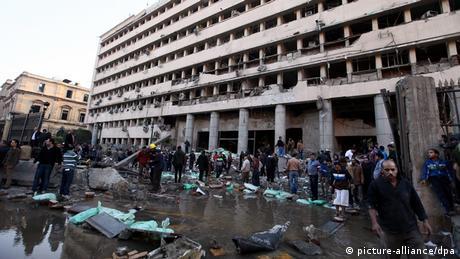 Kairo Anschlag 24.01.2014