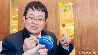 China Vogelgrippe Prof. Dr. med. Lu Hongzhou