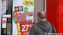 Einkaufen Supermarkt Kroatien